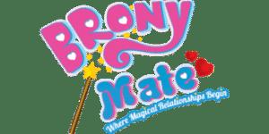 bronymate logo