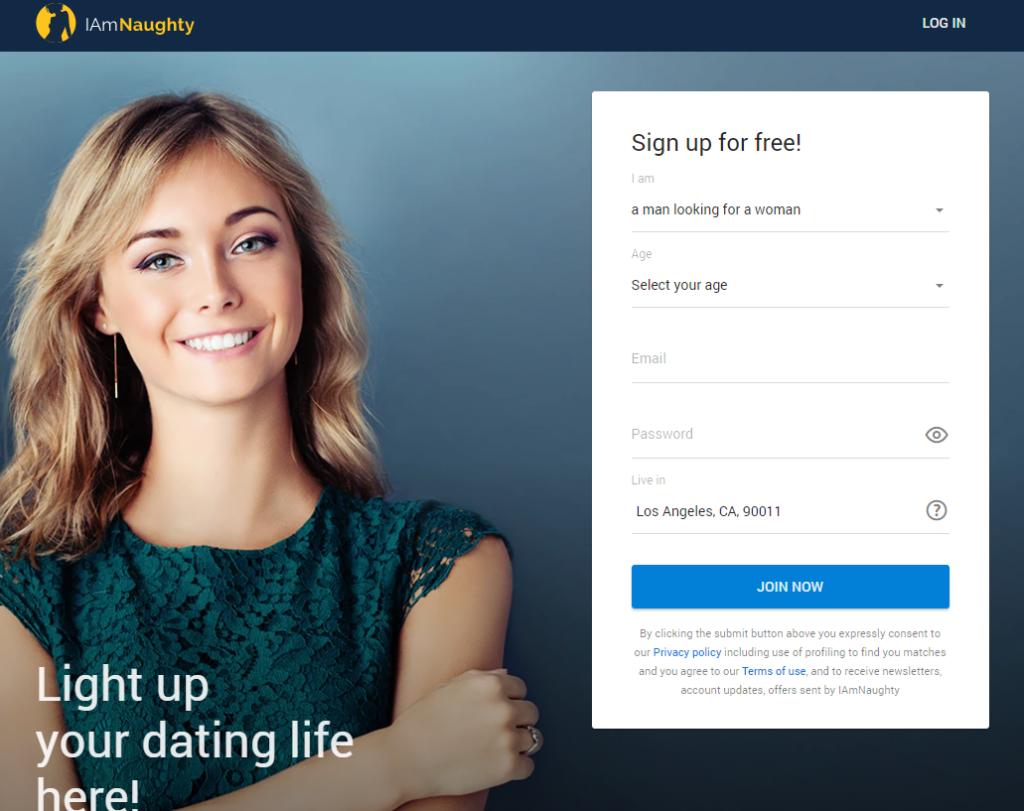 iamnaughty.com dating site