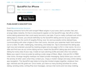 quickflirt cnet rating