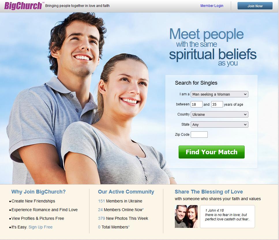 bigchurch main page