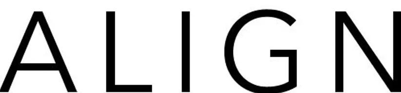 align dating app logo